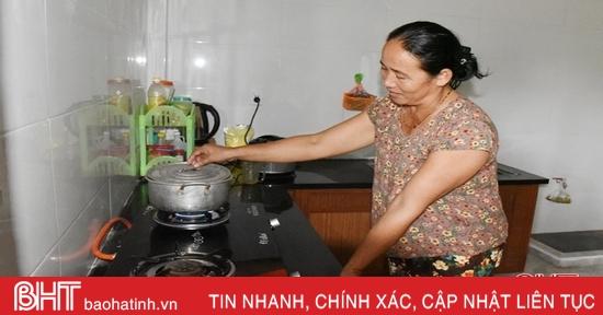 Lộc Hà có thêm 131 ngôi nhà ấm tình đại đoàn kết