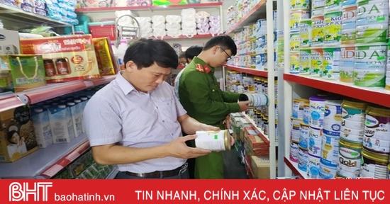 Lộc Hà phát hiện 7 cơ sở vi phạm an toàn vệ sinh thực phẩm