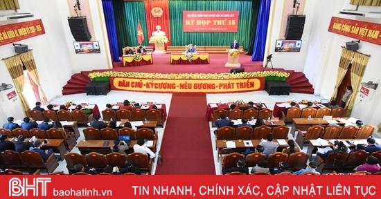 Lộc Hà quyết tâm đạt chuẩn huyện nông thôn mới vào năm 2021