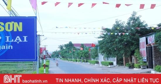 Lòng dân đồng thuận, xã miền núi Hà Tĩnh quyết bứt phá xây dựng NTM nâng cao