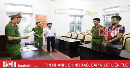 Lừa xuất khẩu lao động, chiếm đoạt hơn 1,3 tỷ đồng của 9 người dân Hà Tĩnh, Nghệ An
