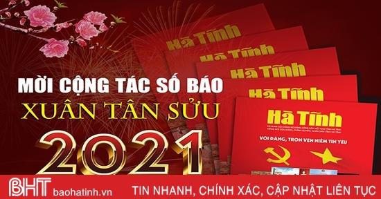 Mời cộng tác số báo Xuân Tân Sửu 2021