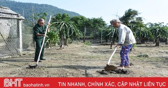 Nạn nhân da cam ở Hà Tĩnh vượt qua nghịch cảnh, xây dựng cuộc sống