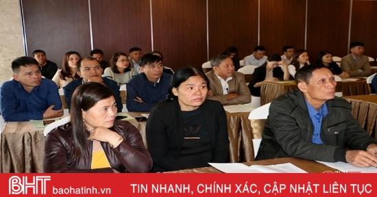 Nâng cao kiến thức du lịch cộng đồng cho các địa phương ở Hà Tĩnh