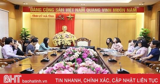 Nâng cao kiến thức, kỹ năng cho cán bộ làm công tác đối ngoại ở Hà Tĩnh