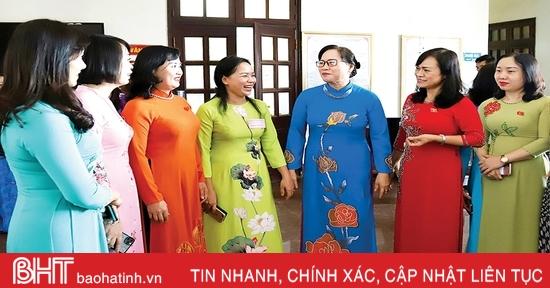 Nâng tầm vị thế phụ nữ Hà Tĩnh trong xã hội hiện đại