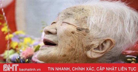 Người thọ nhất thế giới đón tuổi 118