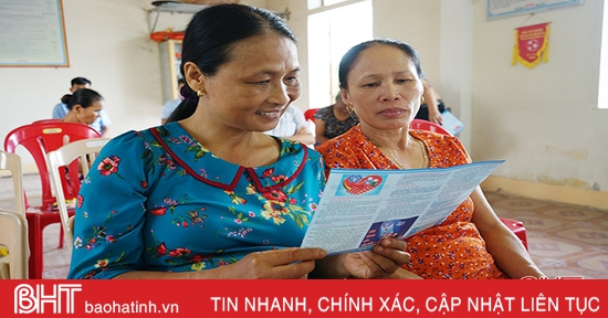 Nguy cơ sụt giảm tỷ lệ bao phủ BHYT toàn dân ở Hà Tĩnh
