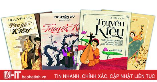 """""""Nguyễn Du viết Kiều đất nước hóa thành văn"""""""