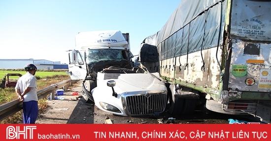 Nỗi ám ảnh mang tên... tai nạn giao thông ở Hà Tĩnh