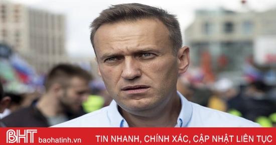 NY Times: Lãnh đạo đối lập Navalny dự định trở lại Nga, không sống lưu vong ở Đức