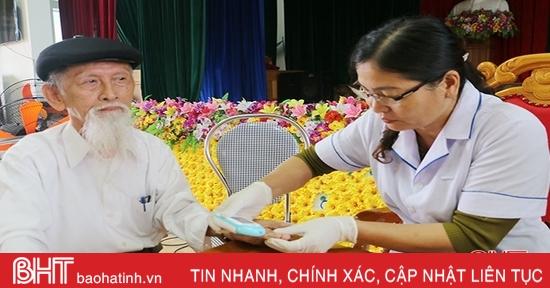 Phát hiện hơn 109 ngàn người Hà Tĩnh tăng huyết áp và đái tháo đường