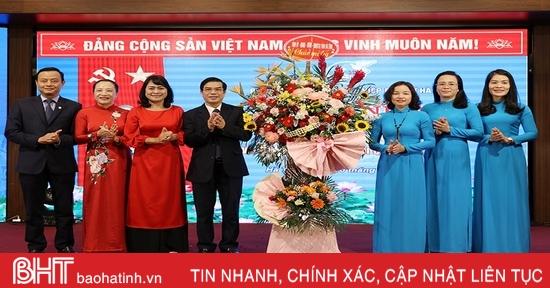 Phát huy sức mạnh, thế mạnh của phụ nữ Hà Tĩnh trong xây dựng quê hương thời kỳ mới