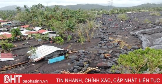 Philippines tan hoang sau khi bão Goni đổ bộ