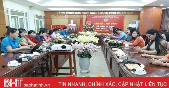 Phụ nữ Hà Tĩnh nhiều hoạt động chào mừng 90 năm thành lập Hội LHPN Việt Nam