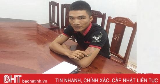 Ra Hà Tĩnh lái máy gặt, thanh niên người Quảng Bình... cạy tủ trộm 20 triệu đồng!