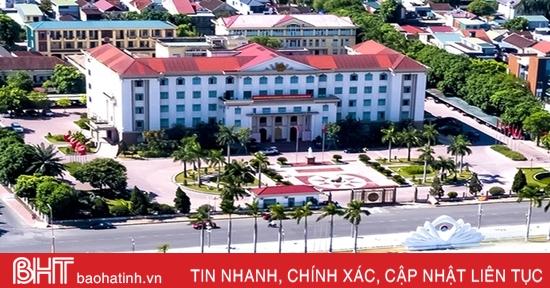 Sáng nay, khai mạc Kỳ họp thứ 18, HĐND tỉnh Hà Tĩnh khóa XVII