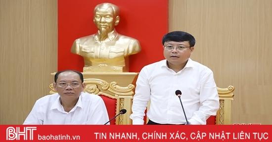 Tập trung cao trong giải quyết các vụ việc của công dân TP Hà Tĩnh