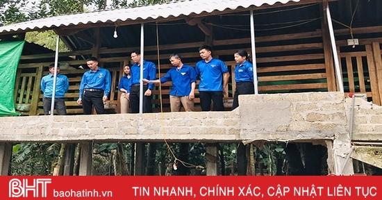 Thanh niên công giáo Hà Tĩnh nỗ lực khởi nghiệp, tích cực tình nguyện