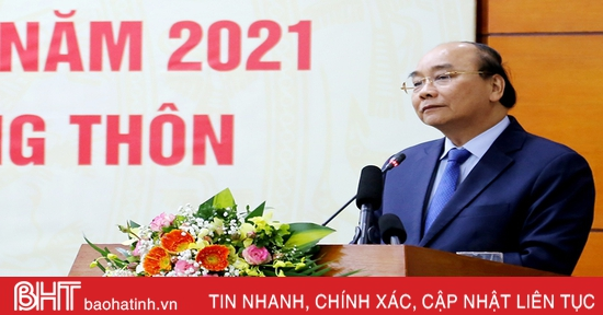 Thủ tướng Chính phủ: Trước khó khăn, ngành nông nghiệp cần ứng phó kịp thời, có chiến lược phát triển sản xuất