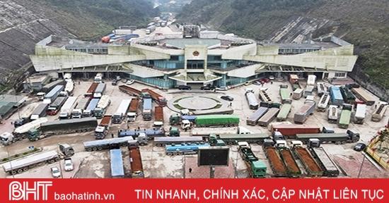 Thủ tướng đồng ý chọn Khu kinh tế Cầu Treo - Hà Tĩnh để tập trung đầu tư phát triển