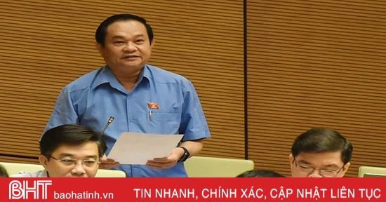 Thủ tướng sẽ trả lời chất vấn thời điểm dừng dự án mỏ sắt Thạch Khê vào sáng 12/11