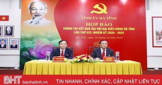 Tích cực lan tỏa tinh thần Đại hội Đại biểu Đảng bộ tỉnh Hà Tĩnh lần thứ XIX