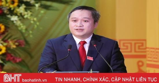 Tiếp thu tối đa, giải trình nghiêm túc các góp ý vào văn kiện trình Đại hội Đảng bộ Hà Tĩnh lần thứ XIX