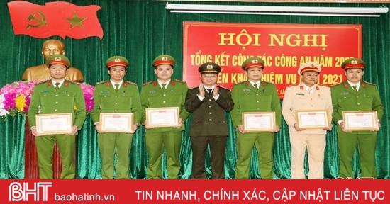 Tiếp tục giữ vững tình hình an ninh trật tự ở đô thị phía Nam Hà Tĩnh