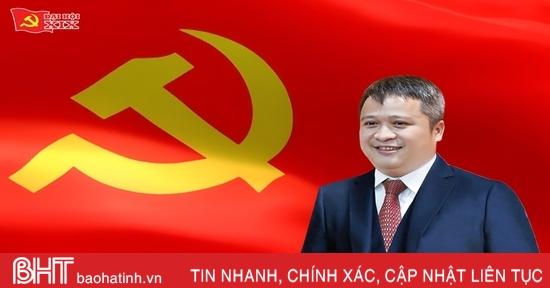 Tiểu sử đồng chí Trần Tiến Hưng - Phó Bí thư Tỉnh ủy Hà Tĩnh