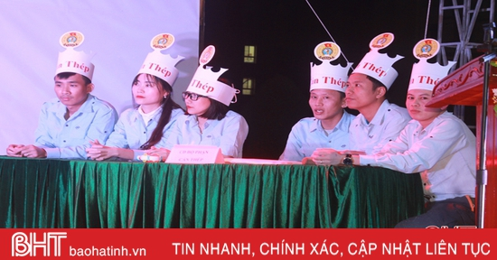 Trang bị kiến thức pháp luật cho công nhân Khu kinh tế Vũng Áng
