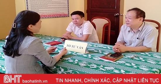 Trang bị kiến thức, tư vấn pháp luật cho phụ nữ Can Lộc
