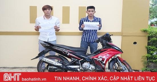 Triệu tập 2 đối tượng trộm chó ở Thạch Đài