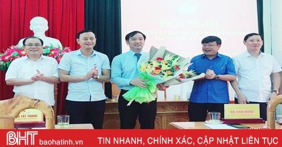 Ủy ban MTTQ thành phố Hà Tĩnh có Chủ tịch mới
