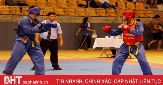 Vovinam Hà Tĩnh: Từ thể thao phong trào đến đấu trường chuyên nghiệp