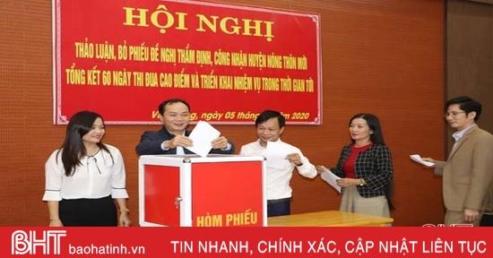 Vũ Quang thực hiện hơn 4.200 công trình xây dựng nông thôn mới