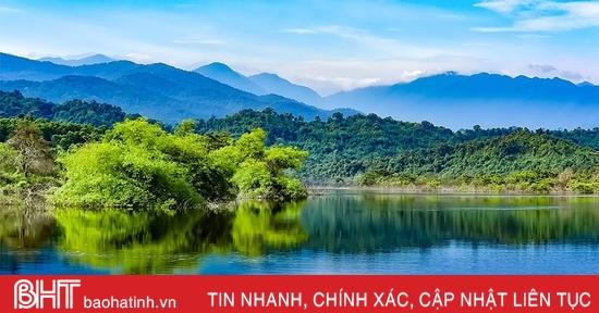"""Vườn Quốc gia Vũ Quang hành trình đến """"Vườn Di sản ASEAN"""""""