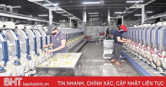 Vượt trở ngại do Covid-19, doanh nghiệp ở Hồng Lĩnh mở rộng thị trường xuất khẩu