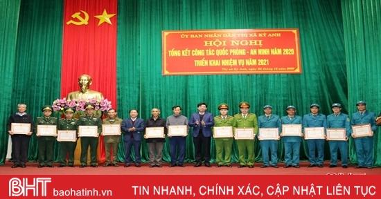 Xây dựng nền quốc phòng toàn dân gắn với thế trận an ninh nhân dân khu vực phía Nam Hà Tĩnh