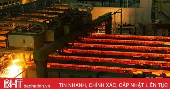 Xuất khẩu Hà Tĩnh tăng tốc thực hiện mục tiêu 1,2 tỷ USD